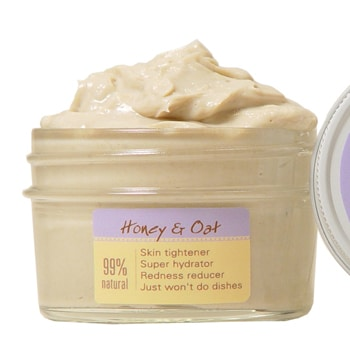 FarmHouse Fresh Pajama Paste - Yogurt, Oat & Honey Face Mask - 3.25oz 1
