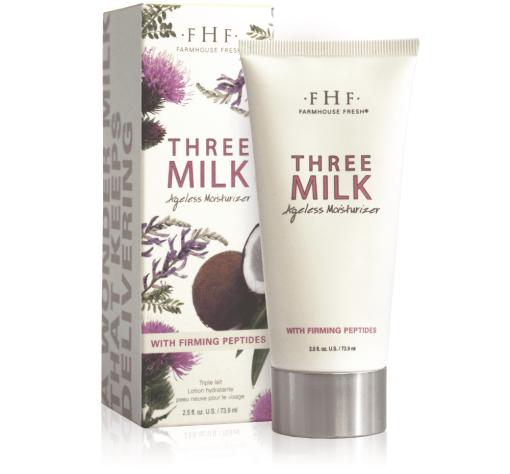 Farmhouse Fresh Three Milk Ageless Moisturizer
