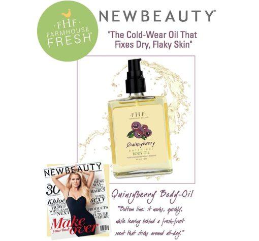 FarmHouse Fresh Quinsyberry Botanical Oil - 4.5oz 1