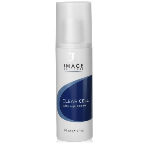 Image Clear Cell Salicylic Gel Cleanser - 6oz 1