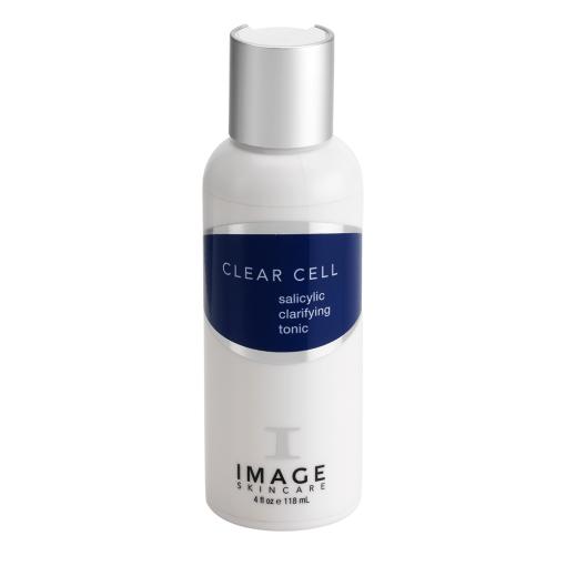 Image Clear Cell Salicylic Clarifying Tonic - 4 oz 1