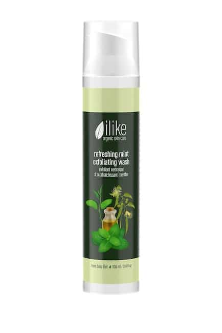 ilike Refreshing Mint Exfoliating Wash