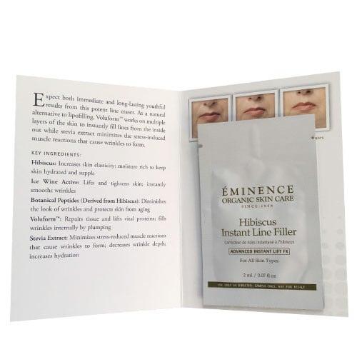Eminence Hibiscus Ultra Line Filler - 0.33 oz 2
