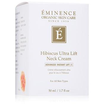 Eminence Hibiscus Ultra Lift Neck Cream - 1.7 oz 2