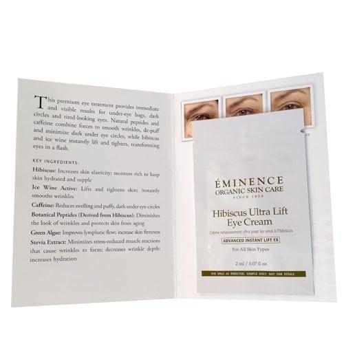 Eminence Hibiscus Ultra Lift Eye Cream - 0.5 oz 3