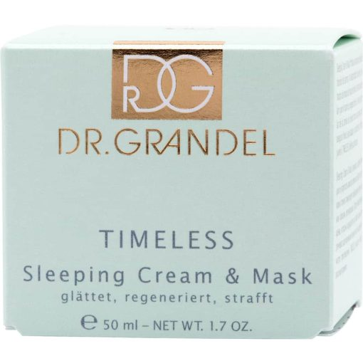 Dr. Grandel Timeless Sleeping Cream & Mask - 50ml 1