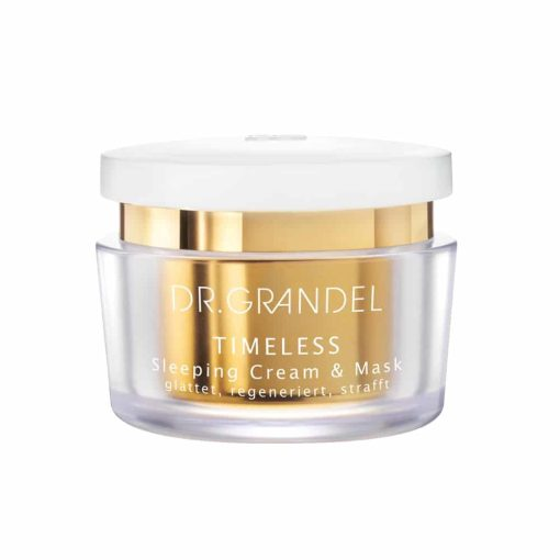 Dr. Grandel Timeless Sleeping Cream & Mask
