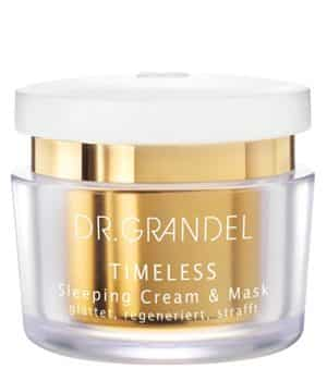 Grandel Timeless Sleeping Cream & Mask