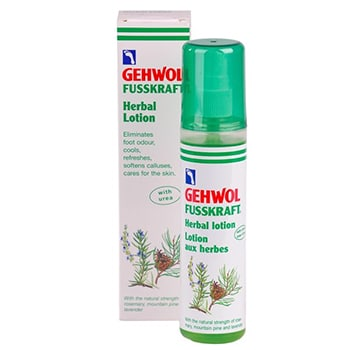 Gehwol Fusskraft Foot Care Herbal Lotion - 5.3 oz 1