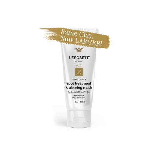 Gunilla of Sweden LEROSETT Acne Clay Treatment