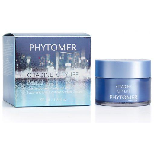 Phytomer City Life Face and Eye Contour Sorbet Cream - 50ml 2