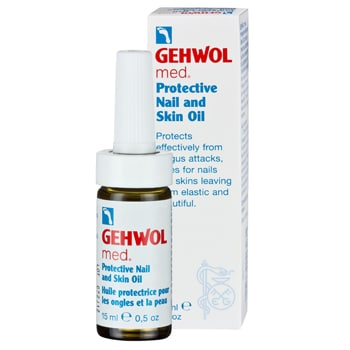 Gehwol Med Protective Nail and Skin Oil - 0.5 oz 1