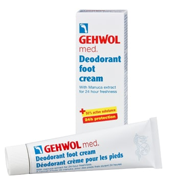 Gehwol med Deodorant Foot Cream - 2.6oz 1