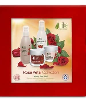 Ilike Rose Petal Collection Travel Set