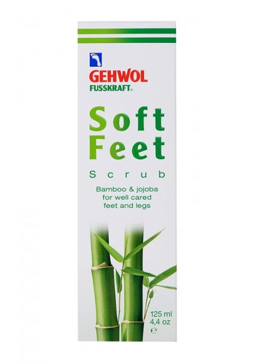 Gehwol Fusskraft Soft Feet Scrub - 125ml 1