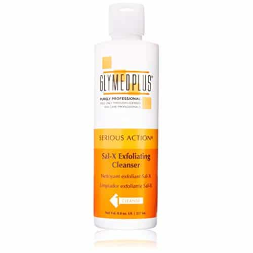 GlyMed Plus Serious Action Skin Exfoliant Wash