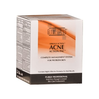 GlyMed Plus Serious Action Acne Action Pac - Grade 2 1