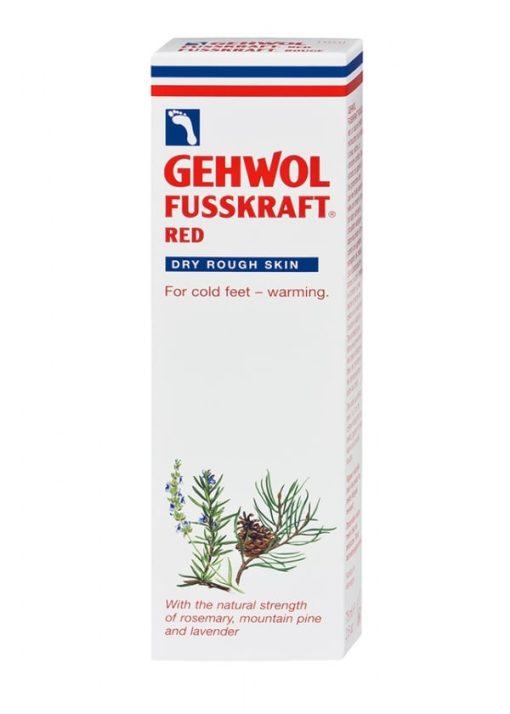Gehwol Fusskraft Red (Dry Skin) - 75ml 1