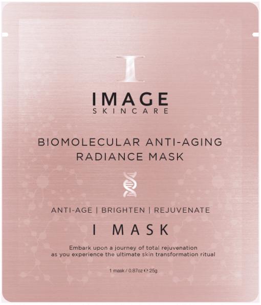 Image Biomolecular Anti-Aging Radiance Mask - 5 Pack 1