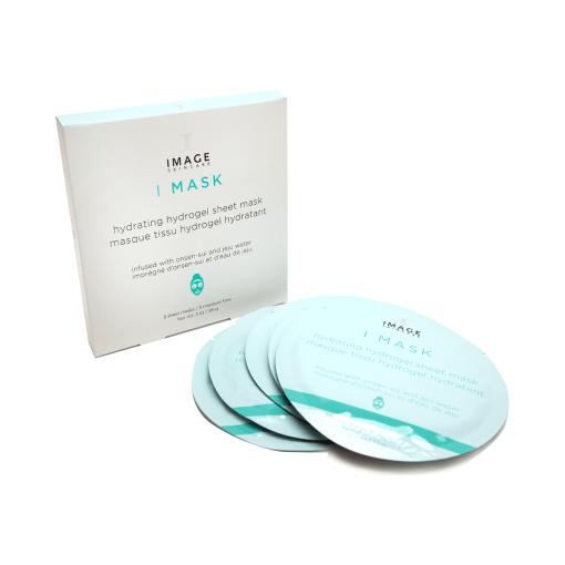 Image Skin Care I MASK Hydrating Hydrogel Sheet Mask (5 pack) 2