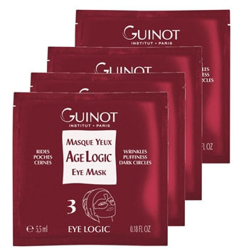 Guinot Masque Yeux | Age Logic Eye Mask - 0.18 oz 1