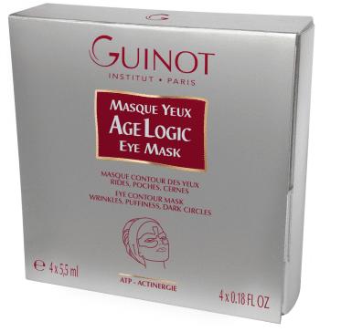 Guinot Masque Yeux | Age Logic Eye Mask - 0.18 oz 2