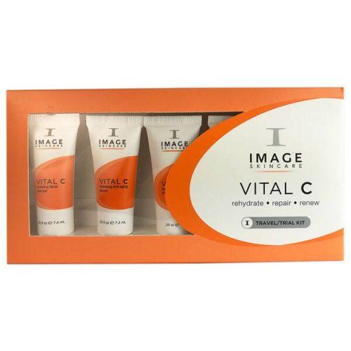 Image Skin Care Travel Vital C Trial Kit 1