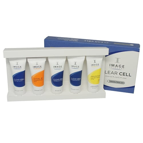 Image Skin Care Clear Cell Travel Trial Kit 1