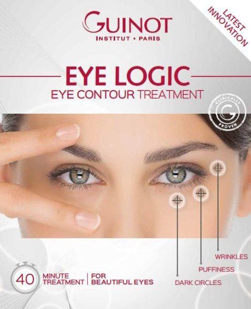 Guinot Masque Yeux | Age Logic Eye Mask - 0.18 oz 3