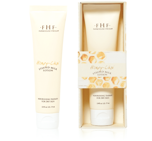 Farmhouse Fresh Honey-Chai Steeped Milk Hand Lotion - 2.4oz 1