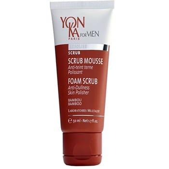 Yonka For Men Foam Scrub - 1.7 fl oz. 1