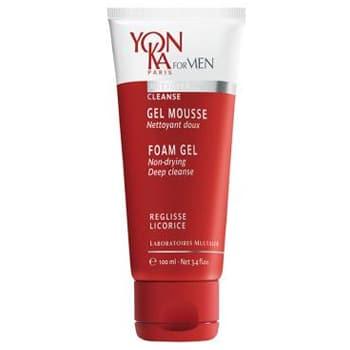 Yonka For Men Gel Mousse Foam Gel - 3.4 fl. oz 1