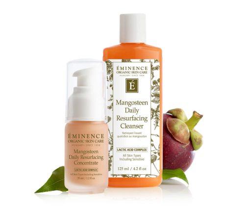 Eminence Organics Mangosteen Daily Resurfacing Cleanser - 4.2oz 2