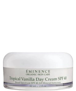 Eminence Organics Tropical Vanilla Day Cream SPF 40