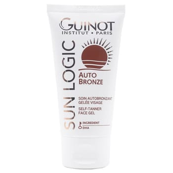 Guinot Sun Logic Self-Tanning Face Gel - 1.69 oz 1