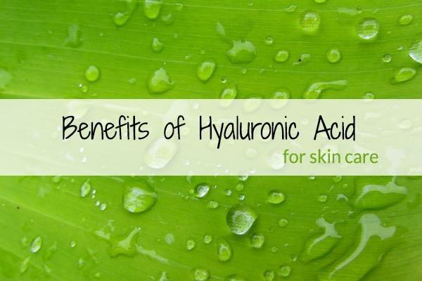 Hyaluronic Acid for Skin Care Benefits