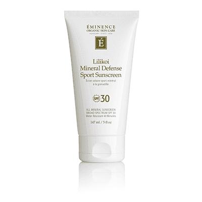 Eminence Lilikoi Mineral Defense Sport Sunscreen SPF 30