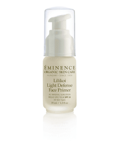 Eminence Organics Lilikoi Light Defense Face Primer SPF 23