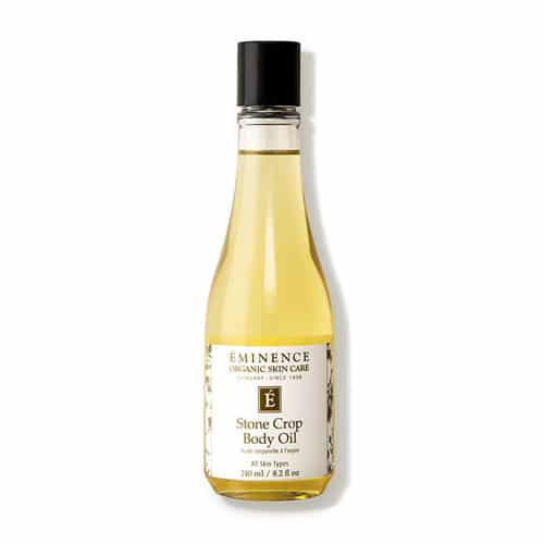 eminence organics stone crop body oil
