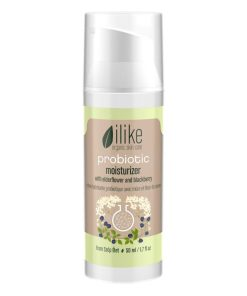 Ilike Probiotic Moisturizer with Elderflower and Blackberry