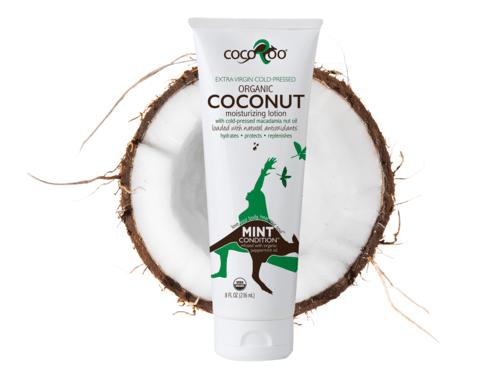 CocoRoo® Mint Condition™ USDA Organic Coconut Oil 1