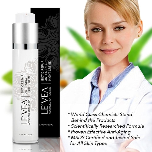 Biotic Repair Anti-Aging Night Cream 3