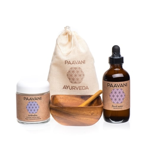 The Cleanser & Mask Ritual 1