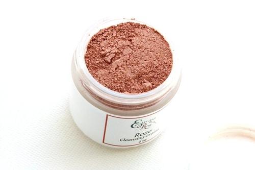 Rose Cleansing Grains, Natural Skin Care 2