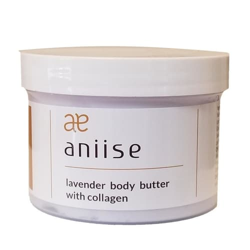 Lavender Body Butter with Collagen, 11 oz 1