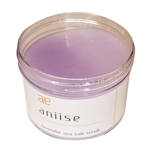 Lavender Sea Salt Scrub 4