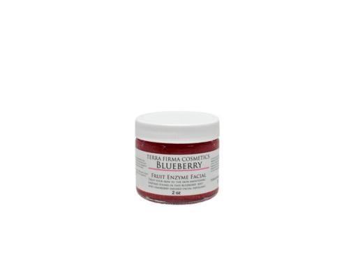 Blueberry Masque,Cleanser & Scrub in 1 2