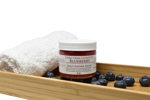 Blueberry Masque,Cleanser & Scrub in 1 1