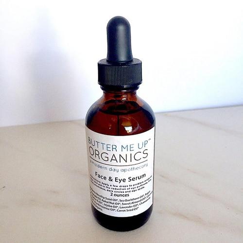 Organic Facial Serum Anti Aging Wrinkles Under Eye 2
