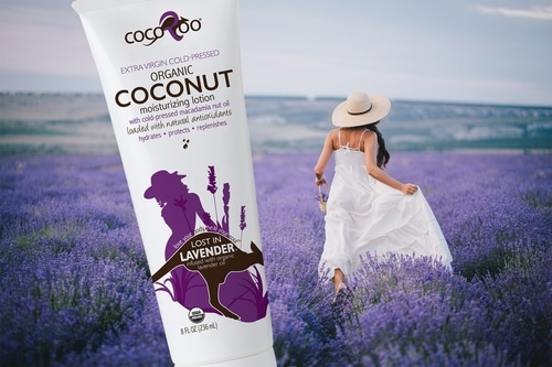 CocoRoo® Lost in Lavender USDA Organic Coconut Oil 2